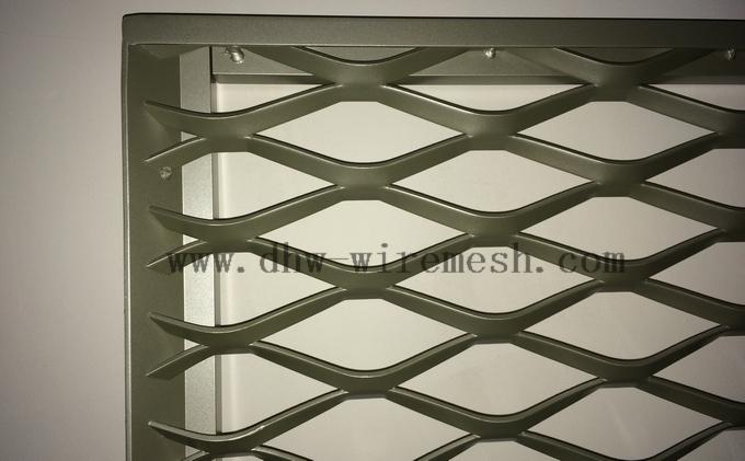 烤漆吊顶铝板网